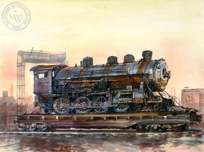 """Night Train"""