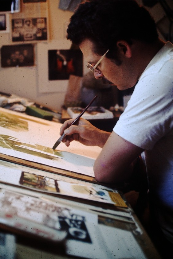 Glendale studio
